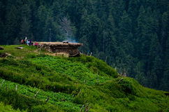 alpinistes Image libre de droits