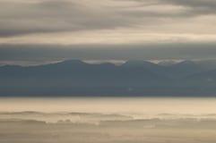 Alpino bavarese Immagini Stock