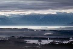 Alpino bavarese Fotografia Stock Libera da Diritti