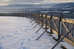Alpino bavarese Immagine Stock