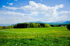 Alps Österrike Fotografering för Bildbyråer