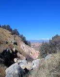 alps далеко Стоковая Фотография RF