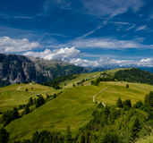 alps Италия южный Тироль Стоковые Изображения RF