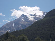 alps французские стоковые фото