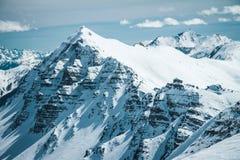 alps французские Стоковая Фотография