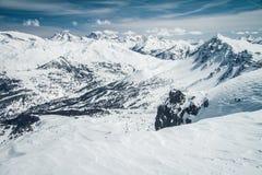 alps французские Стоковая Фотография RF
