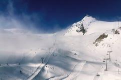 alps швейцарские Стоковые Изображения RF