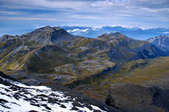 alps Arkivfoton