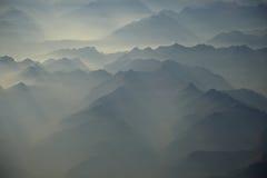 alps Royaltyfri Fotografi