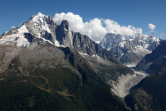 The alps Stock Photography