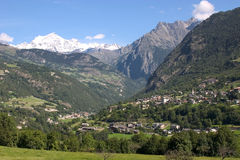 Alps Zdjęcia Stock