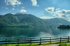 Alps Royaltyfri Foto