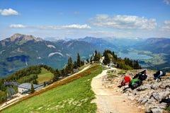 Alps Royaltyfria Foton