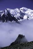 alps Стоковая Фотография