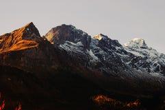 alps Стоковые Изображения