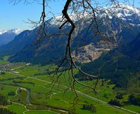 alps Fotografia Royalty Free