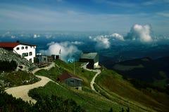 Alps #9. Alpen /Germany /Bavaria / Bergen / Hochfelln. Peack of Hochfelln Royalty Free Stock Images