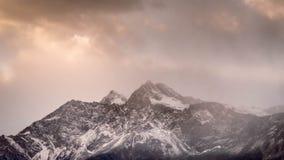 alps Fotografia Stock