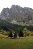Alps Apuane w Tuscany Fotografia Royalty Free