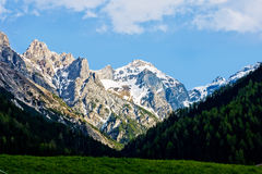 Alps, Austria Stock Photography