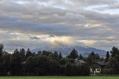 Alps, Austria Stock Photo