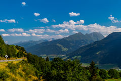 Alps in Austria Royalty Free Stock Photography
