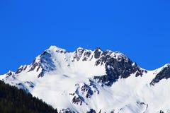 alps Austria szczyt Zdjęcie Stock