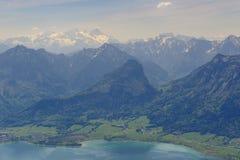 alps austriaccy Obrazy Royalty Free
