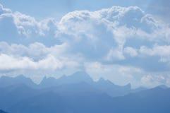 alps bavarian Fotografia Stock