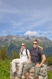 Alps Chamonix Royalty Free Stock Image