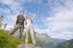 Alps Chamonix Stock Photography