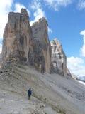 Alps dolomiti zdjęcia royalty free