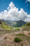 Alps, France (Col du Bonhomme) Royalty Free Stock Images