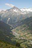 alps francuscy Zdjęcia Stock