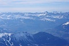 alps french Στοκ Εικόνα