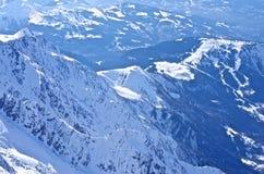 alps french Στοκ εικόνες με δικαίωμα ελεύθερης χρήσης