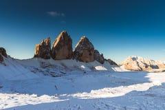 Alps gór widok Zdjęcia Stock