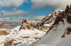 Alps gór widok Zdjęcie Stock