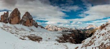 Alps gór widok Obraz Stock