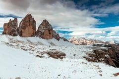 Alps gór widok Obraz Royalty Free