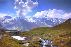 Alps Royalty Free Stock Photography