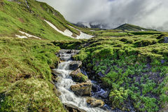 Alps, Grossglockner Royalty Free Stock Images