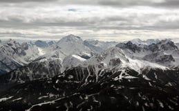 alps krajobraz Obraz Stock