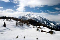 alps krajobraz Obrazy Stock