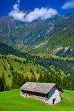 Alps landscape Stock Photos