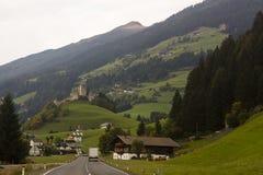 Alps landscape, Austria stock images