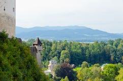 Alps landscape Stock Photography