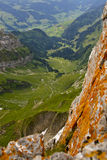 Alps landscape. Stock Photo