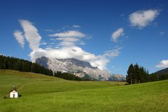 Alps - Maria Alm Zdjęcia Royalty Free