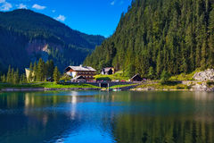 Alps mountain landscape Royalty Free Stock Photography